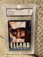 Henry Ellard Rookie 1985 Topps Graded 7 Los Angeles Rams