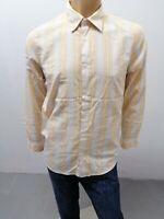 Camicia CALVIN KLEIN Uomo Taglia Size M Chemise Homme Shirt Man Cotone P 6383