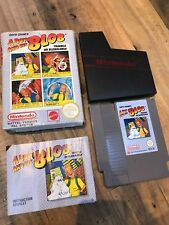 A Boy and his blob - NES Nintendo Game - compete in box