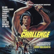 THE CHALLENGE-Original Soundtrack by Jerry Goldsmith