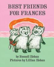 Best Friends for Frances by Russell Hoban c1976, NEW Paperback