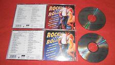 2 CD Rockin & Rollin Rock & Roll 32.Tracks Chuck Berry Pat Boone Roy Orbison 111
