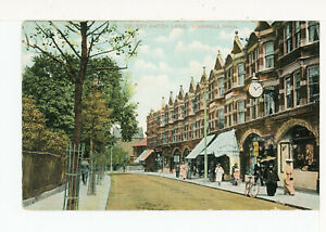 """"""" LONDON """"   MUSWELL  HILL   COLNEY  HATCH  LANE     1904/17s"""