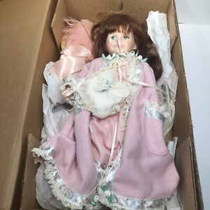 1990 Robin Woods Collectible Doll MEAGHEN