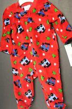 LITTLE WONDER Toddler Boy girl 0-3 month up to 12lb Footed Pajamas SLEEPER Pjs2