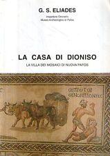X52 La casa di Dioniso Eliades La villa dei mosaici di nuova Pafos
