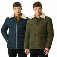 REGATTA MENS LOCHLAN INSULATED QUILTED JACKET KHAKI GREEN OR NAVY BLUE RMN112