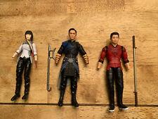 Marvel Legends Shang-Chi Wave loose Custom fodder. NO BAF NO HANDS!! As Is!