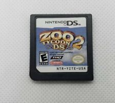 Zoo Tycoon 2 DS (Nintendo DS, 2008) GAME CART ONLY