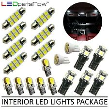 2003-2009 Hummer H2 LED Interior Lights Accessories Replacement Package 20 Bulb
