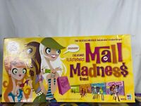 Mall Madness Board Game Milton Bradley Electronic Complete. Fully Inventoried