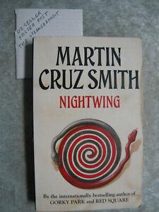 Nightwing - Martin Cruz Smith OzSellerFasterPost!