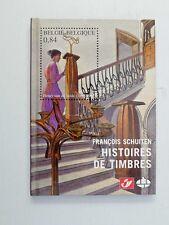 SCHUITEN Histoires de timbres TL 1199/2000