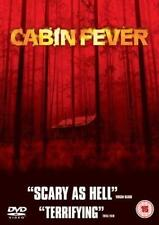 Cabin Fever DVD Movie Horror Occult Comedy Scary Ex Rental