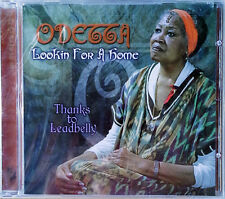 ODETTA - LOOKIN FOR A HOME - M.C. RECORDS - SEALED CD - 2001 - STILL SEALED