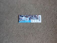 2018 Columbus Clippers Minor League Baseball Ticket Eric Stamets