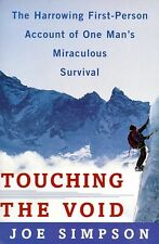 Touching the Void: The Harrowing First Person Acco