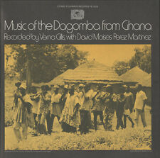 Music Of The Dagomba From Ghana (2009, CD NIEUW) CD-R