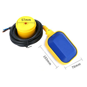 2/3/4/5M Liquid Switches Controller Float Water Level Switch Controller Sensor