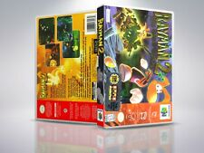 Rayman 2: The Great Escape - N64 - Replacement - Cover/Case - NO Game - PAL/US
