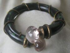 Christian Dior Poison Perfume Collectible Bangle Bracelet