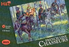 HaT 1/72 Napoleonic French Chasseurs # 8029