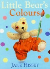 LITTLE BEAR'S COLOURS- KIDS STORY BOOK - BEDTIME STORIES - FUN EASY READING