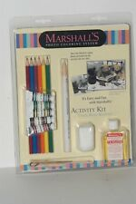 Marshall's Photo Coloring System Kit NIP Lilacs and Apples MSC0MB02