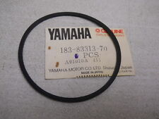 Yamaha NOS AS2C, AT1, CS3, CT1, DS6, Flasher Lens Gasket, # 183-83313-70   S-131