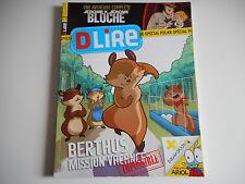 D. LIRE N°140 JUILLET/ AOUT 2010- BERTHUS MISSION VACANCES IMPOSSIBLE - 9/13 ANS