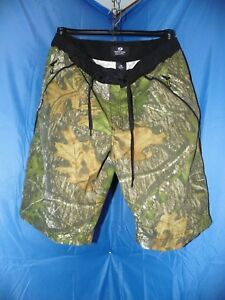 MOSSY OAK OBSESSION MEN'S CAMOUFLAGE SHORTS SIZE 42 NEW WITHOUT TAGS