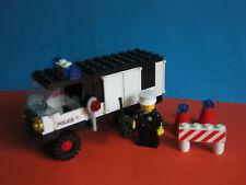 Lego Polizei Auto 6681 Police Van  mit Figur von 1981