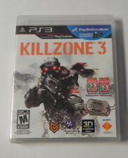 Killzone 3 (Sony PlayStation 3, 2011)  BRAND NEW FACTORY SEALED   FAST    PS3