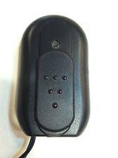 Black Slide Dimmer Plug In Out Put 500 W Max Incandescent Or Halogen 5' Cord