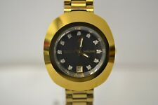 Rare Rado DiaStar Diamond Swiss Made Watch c1970