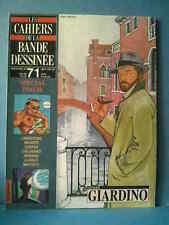 FANZINE BD : SCHTROUMPF CAHIERS BD n° 71. SPECIAL GIARDINO