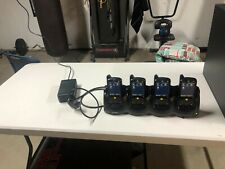 Lot Of 7x Motorola Mc67 Barcode Scanner + 2 Cradle With Power Supply Working