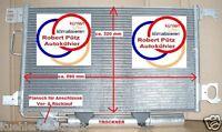 Klimakondensator Kondensator & Trockner NR Mercedes, CLK a. Cabriolet C209 A209