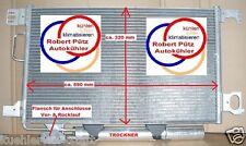 Klimakondensator BEHR Kondensator & Trockner, Mercedes C Klasse, W203 S203 C203