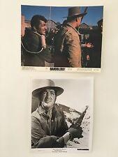 BANDOLERO 2 ORIGINAL 1968 MOVIE STILLS  PHOTO LOBBY CARDS DEAN MARTIN