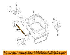 LAND ROVER OEM 12-13 Range Rover Sport Liftgate-Lift Cylinder LR062078