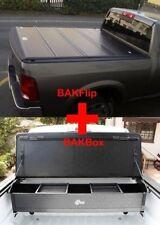 Dodge Ram 1500 Pickup Laderaumabdeckung Bakflip HD und Bakbox Paket Angebot