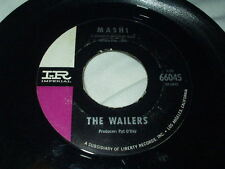 THE WAILERS Mashi/On the Rocks 45 Garage Northwest Rock Sixties Imperial
