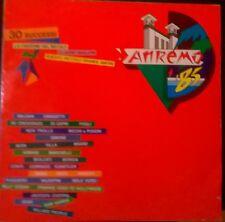 SANREMO 85 LP DOPPIO E GATEFOLD