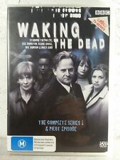 Waking The Dead : Season 1 (DVD, 2006, 5-Disc Set) Region 4