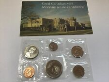 Kursmünzenset Canada 1974