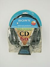 Sony MDR-CD60 Digital Reference Stereo Headphones, New open box