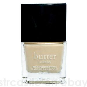 Butter London Nail Foundation Priming Base Coat 0.2 oz NEW