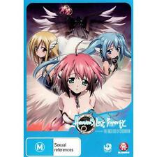 PRE OWNED HEAVEN'S LOST PROPERTY THE ANGELOID OF CLOCKWORK DVD NO SLEEVE OR CASE