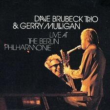 Live at the Berlin Philharmonie by Dave Brubeck (CD, Nov-1995, 2 Discs, Sony)